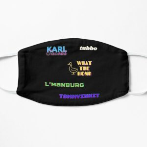 Karl Jacobsss Set Flat Mask RB1006 product Offical Karl Jacobs Merch