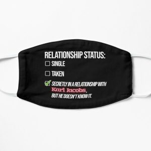Relationship with Karl Jacobs Flat Mask RB1006 product Offical Karl Jacobs Merch
