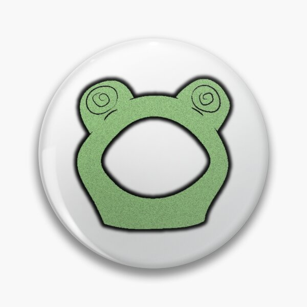 karl jacobs frog Pin RB1006 product Offical Karl Jacobs Merch