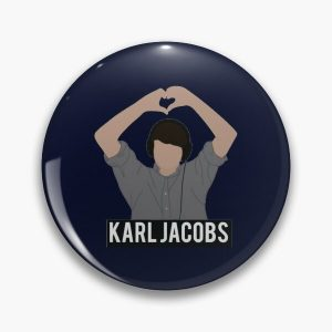 Copy of karl jackobs youtuber Pin RB1006 product Offical Karl Jacobs Merch