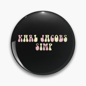 karl Jacobsss Pin RB1006 product Offical Karl Jacobs Merch